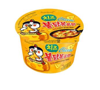 Samyang, Hot Chicken Ramen Big Bowl Cheese 3.7oz