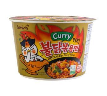 Samyang, Hot Chicken Ramen Big Bowl Curry 3.7oz