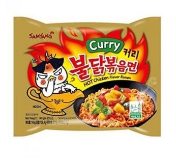 Samyang, Hot Chicken Ramen Curry 4.93oz