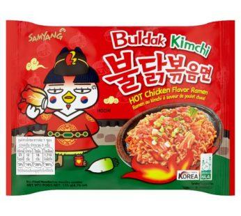 Samyang, Hot Chicken Ramen Kimchi 4.94oz