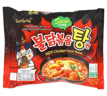 Samyang, Hot Chicken Ramen Stew 5oz