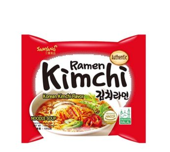 Samyang, Kimchi Ramen 4.23oz