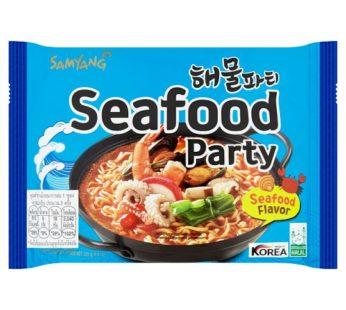 Samyang, Seafood Party Ramen 4.4oz