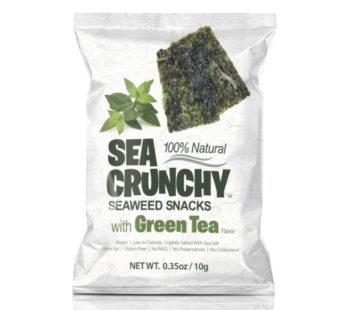 Seacrunchy, Green Tea 0.35oz  (12) SRP2.99