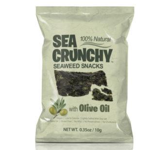 Seacrunchy, Olive Oil 0.35oz