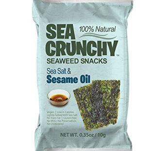 Seacrunchy, Sea Salt 0.35oz