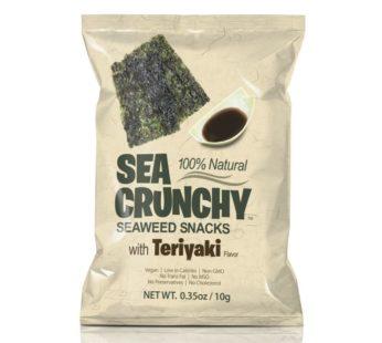Seacrunchy, Teriyaki 0.35oz (12) SRP2.99