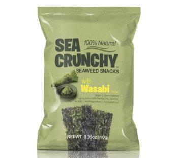 Seacrunchy, Wasabi 0.35oz (12) SRP2.99