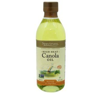 Spectrum, Refined Canola Oil