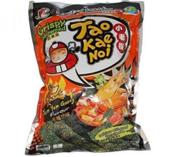 Taokaenoi, Crispy Seaweed Snack Tom Yum Goong 1.12oz
