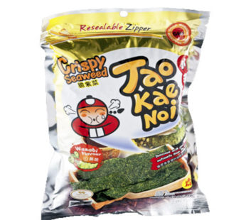 Taokaenoi, Crispy Seaweed Snack Wasabi 1.12oz