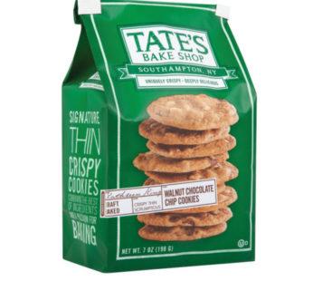 Tate, Cookies Walnut 7oz