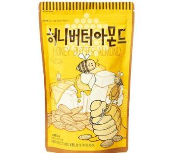 Tom's Almond, Honey Butter 7.27oz