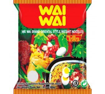 Wai Wai, Oriental Style Instant noodles 2.1oz
