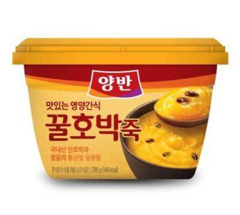 Yangban, Pumpkin Porridge With Honey 10.05oz