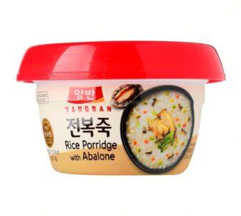 Yangban, Rice Porridge With Abalone 10.14oz