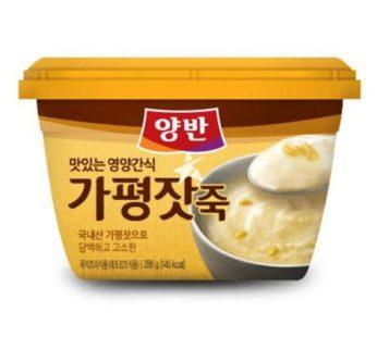 Yangban, Rice Porridge With Pine Nuts 10.05oz