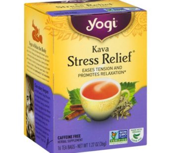 Yogi Tea Kava Stress Relief, 1.27 oz