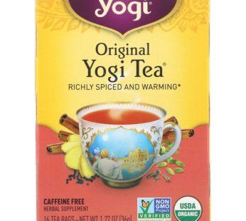 Yogi, Tea Original 1.27oz
