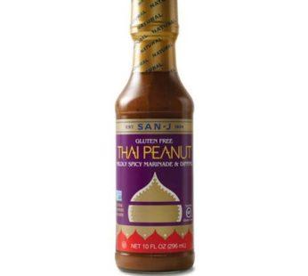 Sanj, Thai Peanut Sauce Gluten Free 10oz
