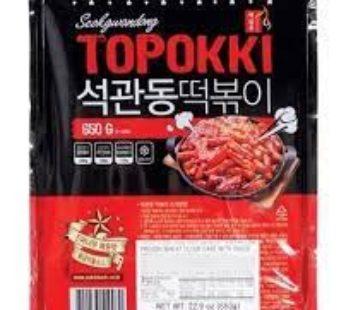 Orient, Topokki Wheat Flour Cake 22.9oz