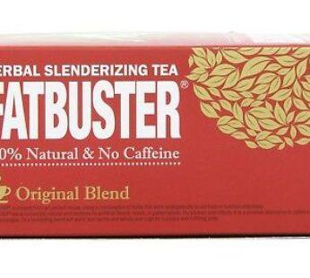 Fat Buster, Tea Original (Natural) 1.2oz
