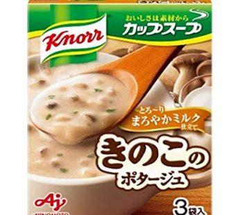 Ajinomoto, Knorr Kinoko Potage 1.5oz (6×10)