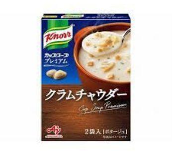 Ajinomoto, Knorr Premium Clam Chowder 1.5oz (6×10)