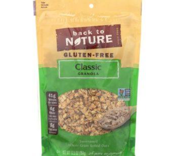 Back To Nature, Gluten Free Classic Granola 12.5oz