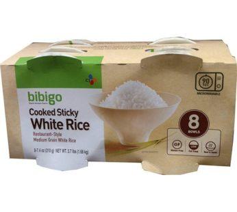 Bibigo, Cooked Sticky White Rice 7.4oz