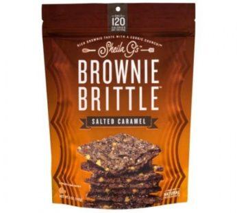 Brownie Brittle, Salted Caramel 5oz