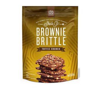Brownie Brittle, Toffee Crunch 5oz