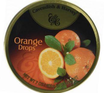 Cavendish & Harvey, Fruity Orange Drops 5.3oz