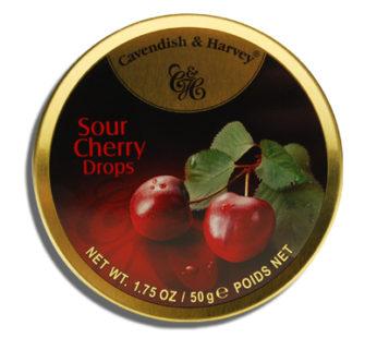 Cavendish & Harvey, Sour Cherry Drops 5.3oz