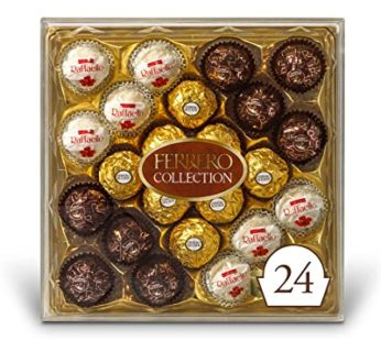 Ferrero, Collection Fine Assorted Confections 24pack 9.1oz