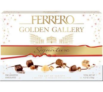 Ferrero, Golden Gallery Signature 12pc 4.2oz