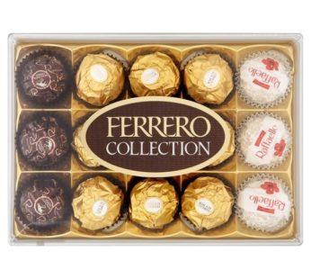 Ferrero, Rocher Collection 12pc 9.1oz