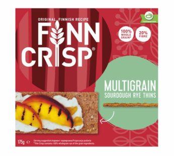 Finn Crisp, Multigrain Sourdough Rye Thins 7oz