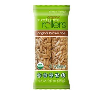 Friendly Grains, Organic Crunch Rollers Original Brown Rice 0.9oz