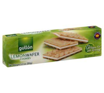 Gullon, Lemon Wafer Cookies 5.3oz