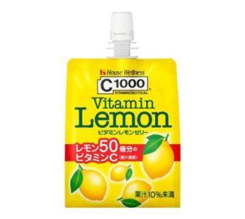 House, C1000 Lemon Jelly 6.3oz (4×6)