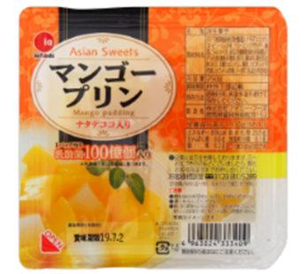 IA Nyusankiniri, Mango Pudding LL 8.8oz (12)