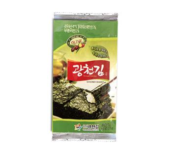 KC, Roasted & Seasoned Seaweed 1.69oz