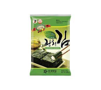 KC, Seasoned Seaweed 0.17oz