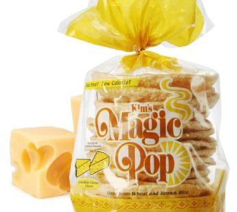 Kim's, Magic Pop Cheddar Cheese Flavor 2.6oz
