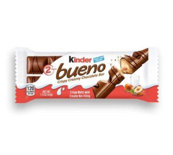Kinder, Bueno Crispy Creamy Chocolate Bar 1.5oz