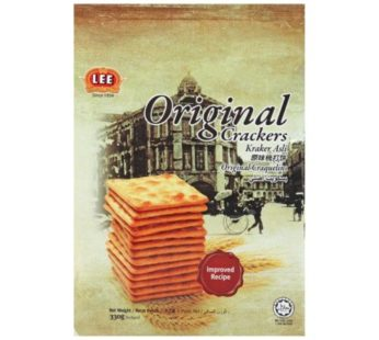 Lee, Original Crackers 12oz