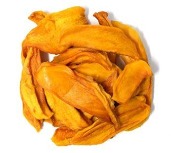 Losoon, Natural Mango Sliced & Dried 6oz