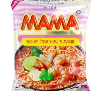 Mama, Instant Noodles Shrimp Tom Yum Flavor 3.17oz