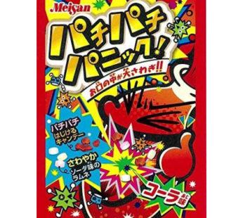 Meiji, Pachipachi Panic Cola 0.17oz (12×20)